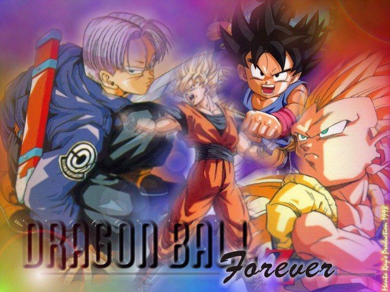 Dragonball forever