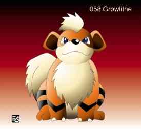 The elusive Growlithe can be found only on Route 7  Route 8 or    Growlithe
