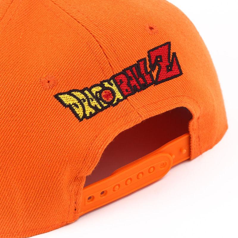 Dragon Ball Z Son Goku Hat Baseball Cap-back