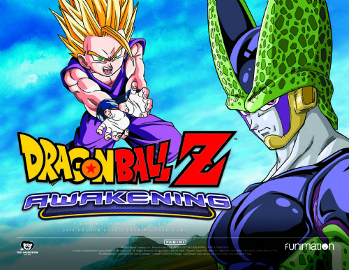 Dragon ball z 2016 awakening starter card list panini dragonball z 2016 awakening trading cards publicscrutiny Gallery