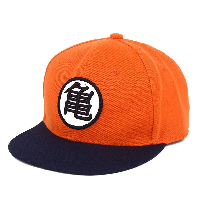 Dragon Ball Z Son Goku Hat Baseball Cap-front
