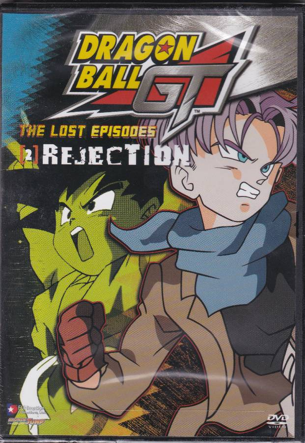 The Lost Episodes: Rejection DVD