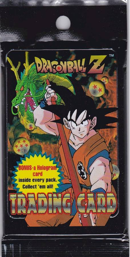 Dragonball: Series 1 Artbox Pack