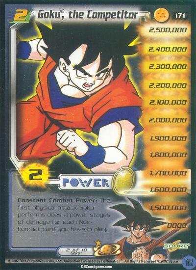 World Games Saga!! Dragon Ball Z CCG Torbie Lvl 1-3 Foil Unlimited!