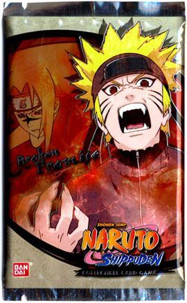 Naruto Broken Promise booster pack
