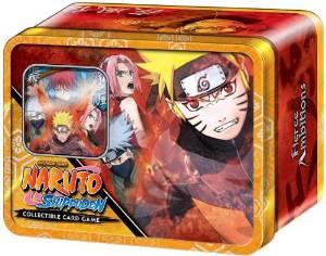 Naruto-Fierce Ambitions Tin A