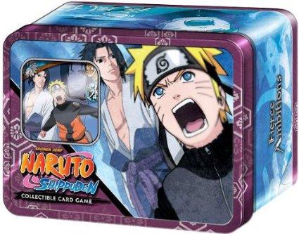Naruto-Fierce Ambitions Tin B