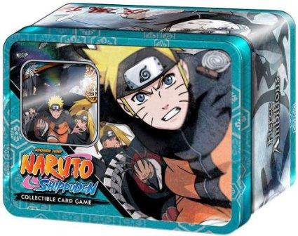 Naruto-Fierce Ambitions Tin C