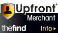 Our store is listed on upfront.com!