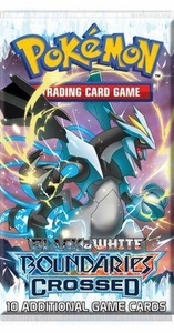 Pokemon Black and White Booster Pack
