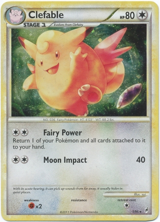 Pokemon- HeartGold/SoulSilver Call of Legends: Holofoil Trading Cards