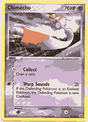 Pokemon- EX Emerald Rare Trading Card