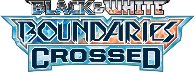 Pokemon Black and White Boundaries Crossed trading card singles