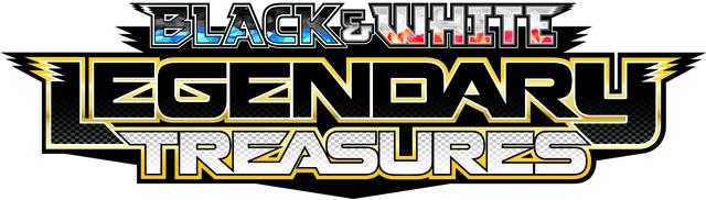 Pokemon Black and White Legendary Treasures trading card list