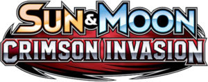 Pokemon Sun and Moon Crimson Invasion single cards