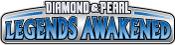 Pokemon: Diamond and Pearl VI: Legends Awakened: trading card list