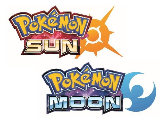 Pokemon Sun & Moon Basic trading cards