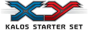 Pokemon XY Kalos Starter Set single cards
