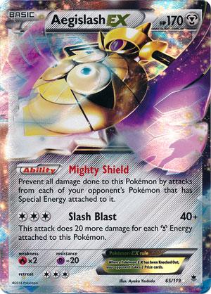 Pokemon- XY Phantom Forces Holofoil Trading Cards