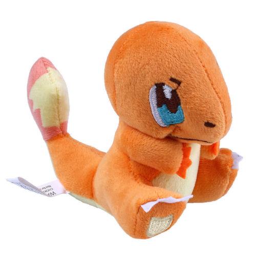 Pokemon Charmander Plush Doll
