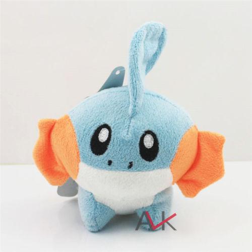 Pokemon Mudkip Plush Doll