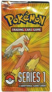 Pokemon Organized Play Series 1 card list