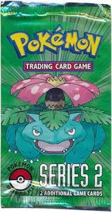 Pokemon Organized Play Series 2 card list