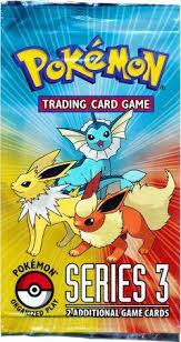 Pokemon Organized Play Series 3 card list