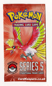 Pokemon Organized Play Series 5 card list