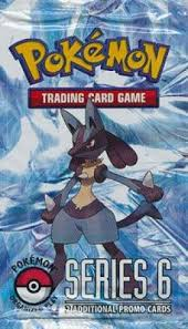 Pokemon Organized Play Series 6 card list