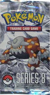 Pokemon Organized Play Series 8 card list