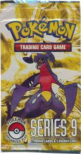 Pokemon Organized Play Series 9 card list