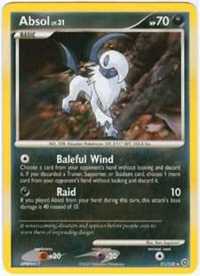 Pokemon- Diamond & Pearl Secret Wonders-Rare Trading Card