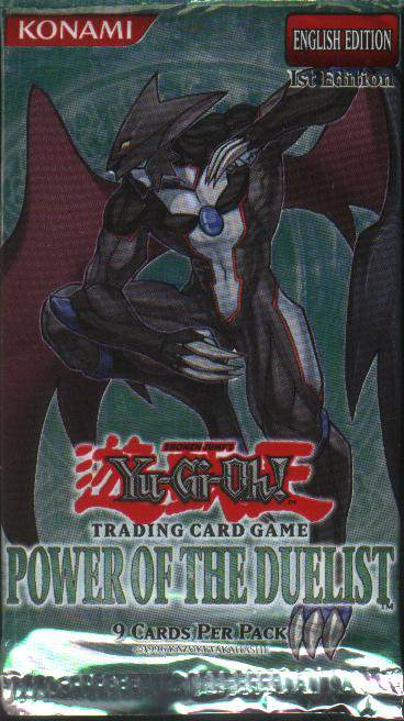 YuGiOh!: Power of the Duelist