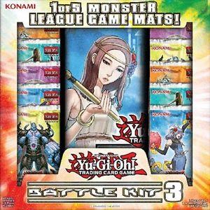 Yugioh Monster League-Battle Kit 3