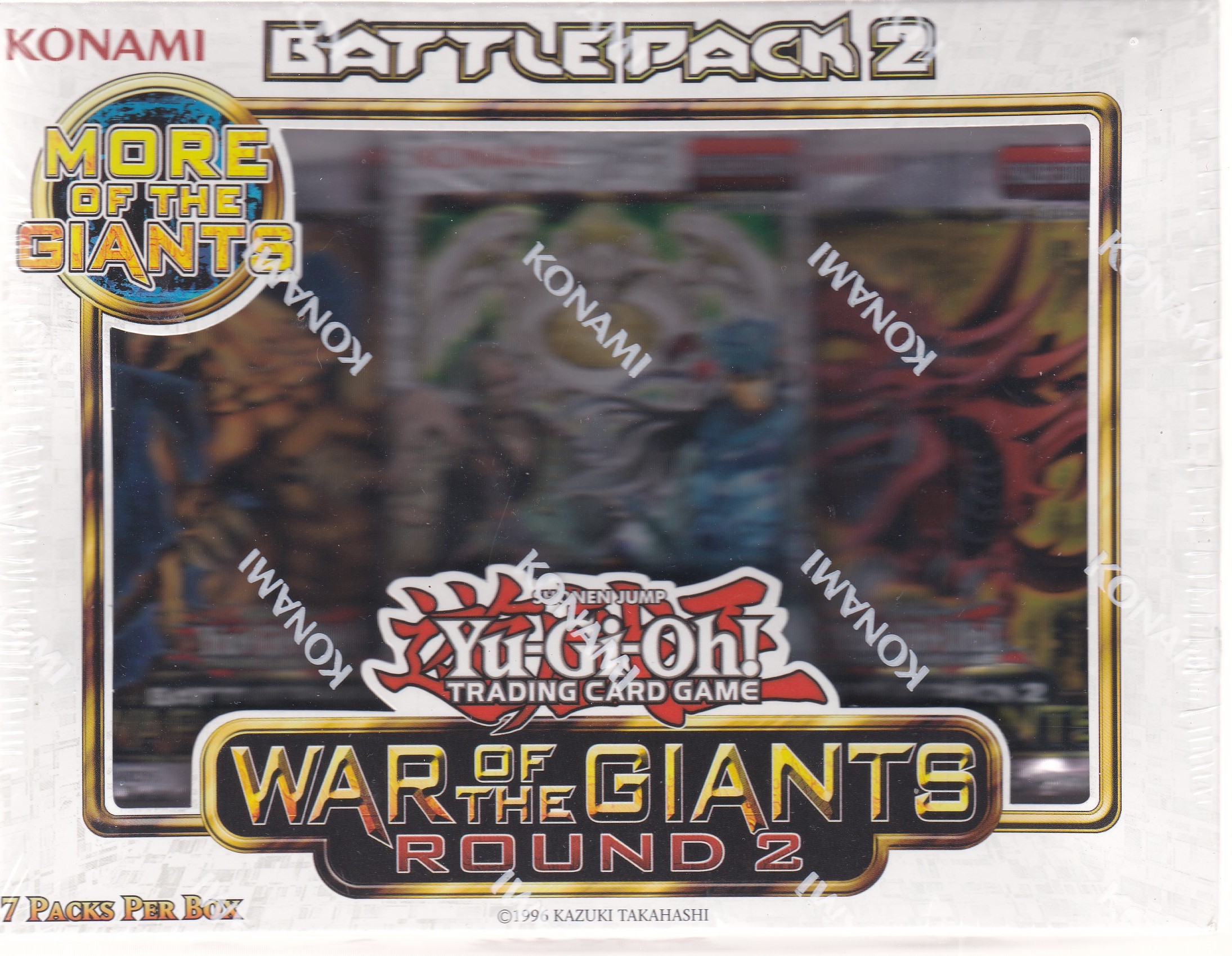 Battle Pack 2-War of the Giants: Round 2